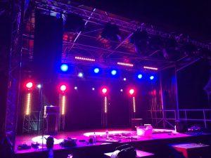 Soulaines-Dhuys - Installation d'éclairages