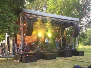 Soulaines-Dhuys - Festival extérieur