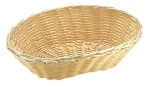 Corbeille à pain tréssée